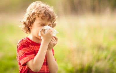 4 Steps to Reduce Kids' Seasonal Allergy Symptoms